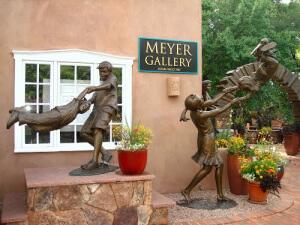 December 2019 exhibition at Meyer Gallery in Santa Fe